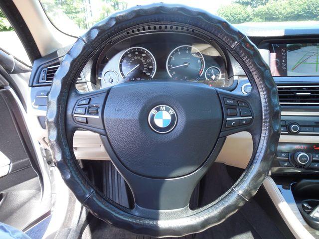 2012 BMW 550i Leesburg, Virginia 17