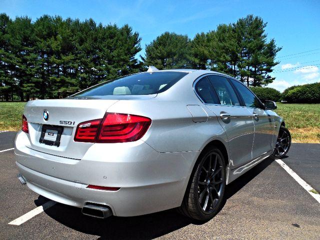 2012 BMW 550i Leesburg, Virginia 2