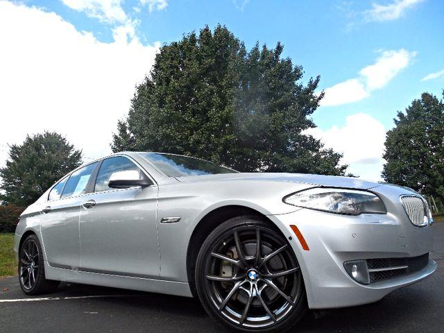 2012 BMW 550i Leesburg, Virginia 0