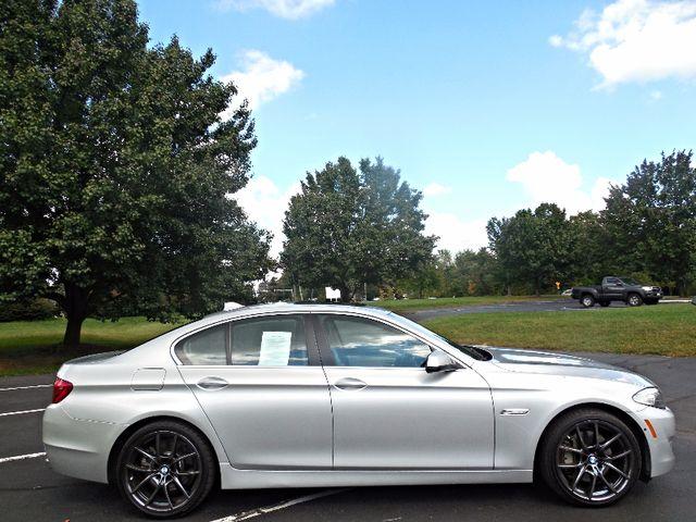 2012 BMW 550i Leesburg, Virginia 6