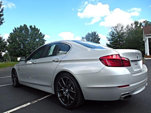 2012 BMW 550i Leesburg, Virginia 5