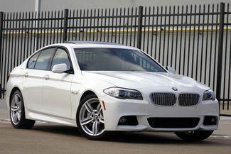 2012 BMW 550i* M Sport* NAV* Sunroof* BU Camera* One Owner* EZ Finance** | Plano, TX | Carrick's Autos in Plano TX