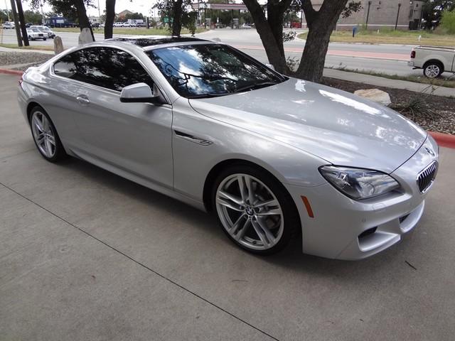2012 BMW 640i Austin , Texas 9