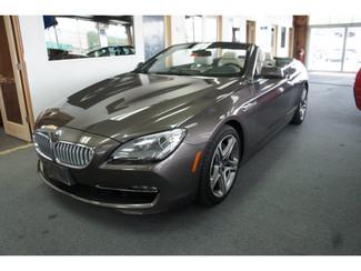 2012 BMW 650i Convertible Norwood, Massachusetts