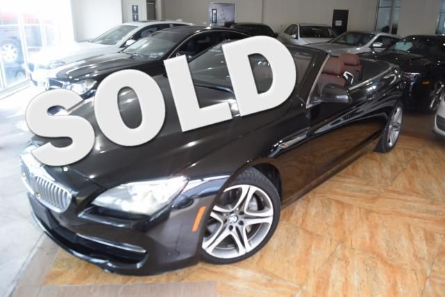 2012 BMW 650i 2dr Conv 650i Richmond Hill, New York 0