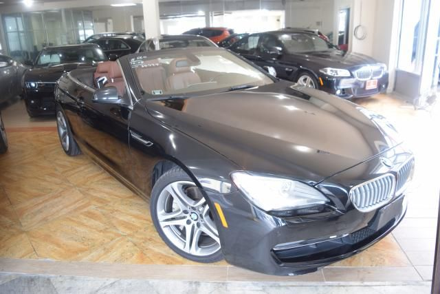 2012 BMW 650i 2dr Conv 650i Richmond Hill, New York 1