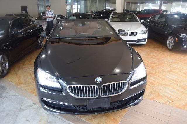 2012 BMW 650i 2dr Conv 650i Richmond Hill, New York 2