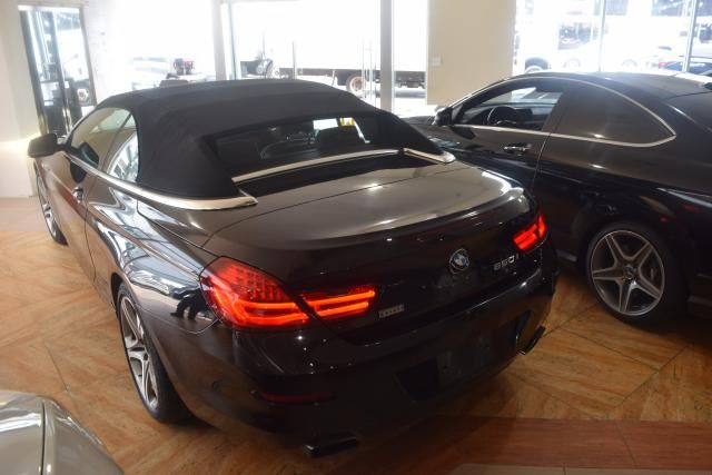 2012 BMW 650i 2dr Conv 650i Richmond Hill, New York 22