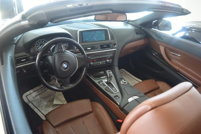 2012 BMW 650i 2dr Conv 650i Richmond Hill, New York 7