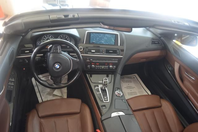 2012 BMW 650i 2dr Conv 650i Richmond Hill, New York 8
