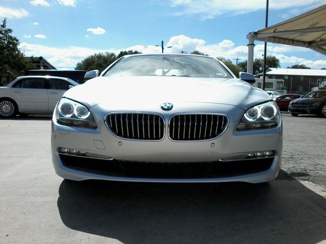 2012 BMW 650i xDrive San Antonio, Texas 3