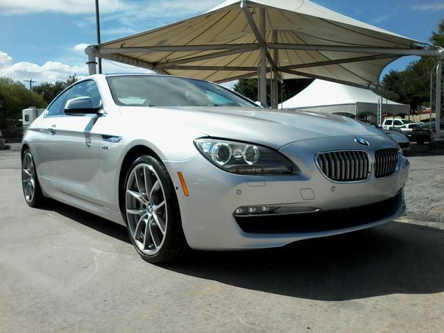 2012 BMW 650i xDrive San Antonio, Texas 4
