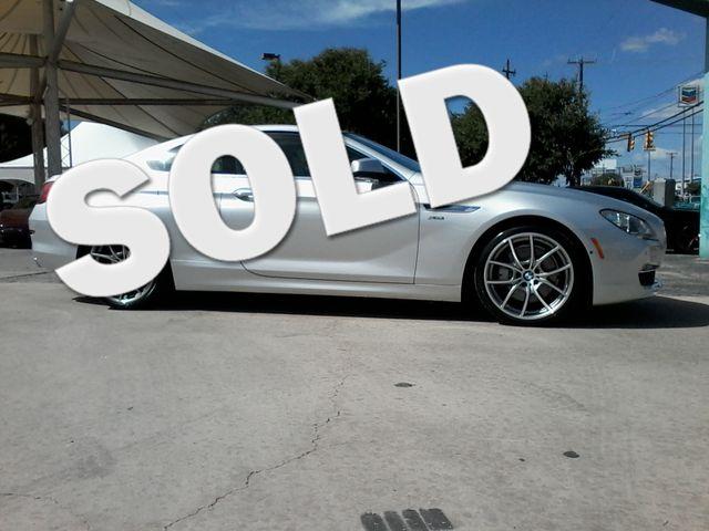 2012 BMW 650i xDrive San Antonio, Texas 0
