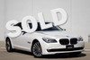 2012 BMW 7-Series 740i * Lux Seating * 19s * Cold Weather * P. Sound Plano, Texas