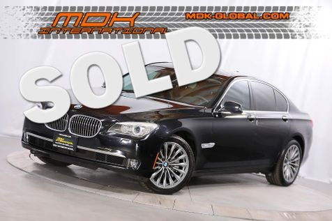 2012 BMW 740i - Comfort seats - Comfort access in Los Angeles