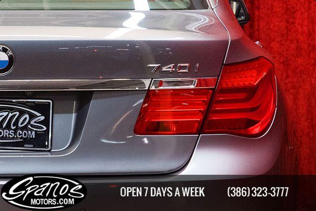 2012 BMW 740i Daytona Beach, FL 15
