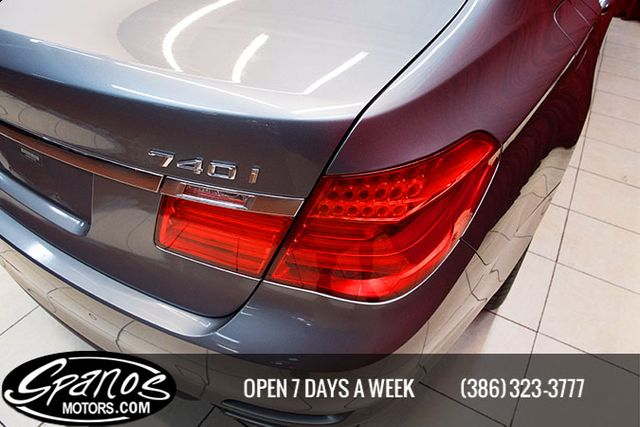 2012 BMW 740i Daytona Beach, FL 17