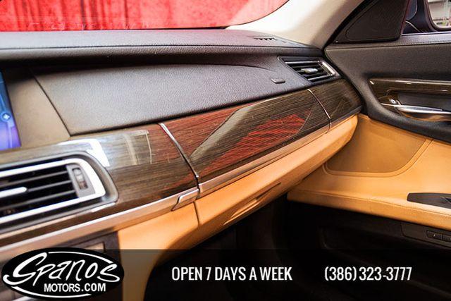 2012 BMW 740i Daytona Beach, FL 35