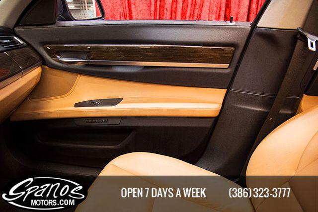 2012 BMW 740i Daytona Beach, FL 36