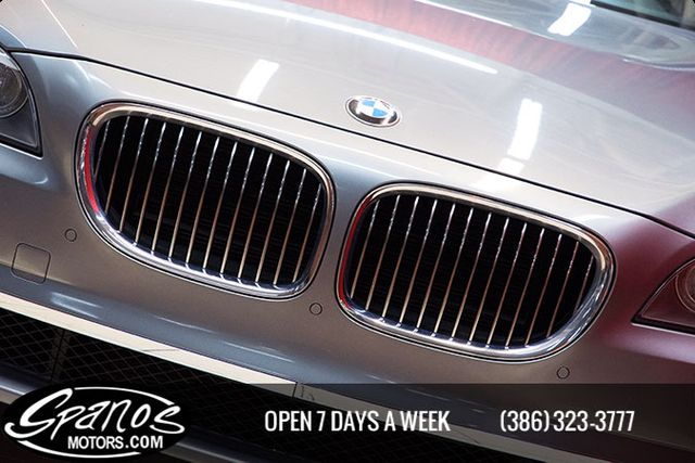 2012 BMW 740i Daytona Beach, FL 8
