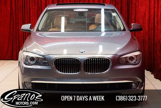 2012 BMW 740i Daytona Beach, FL 3