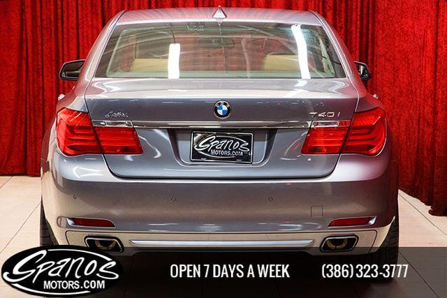 2012 BMW 740i Daytona Beach, FL 4