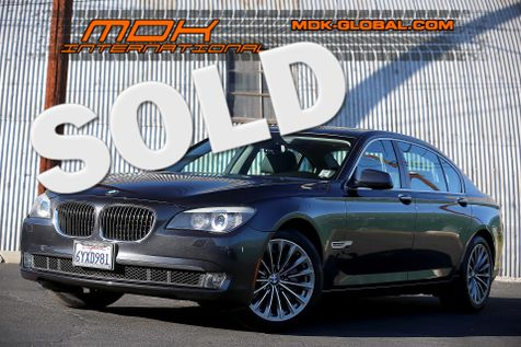2012 BMW 740Li - Heated / Cooled Comfort Seats in Los Angeles