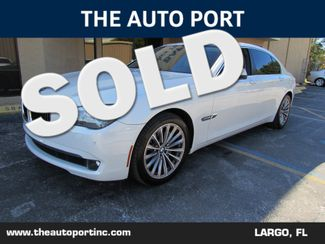 2012 BMW 740Li NAVI | Clearwater, Florida | The Auto Port Inc in Clearwater Florida