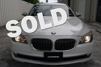 2012 BMW 740Li Houston, Texas