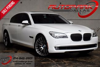 2012 BMW 750i  in Addison TX