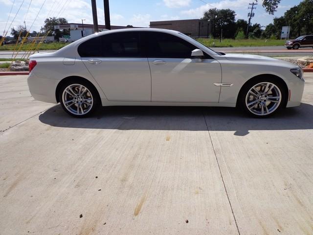 2012 BMW 750i Austin , Texas 8
