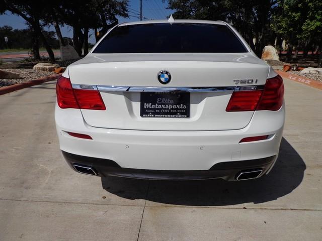 2012 BMW 750i Austin , Texas 5