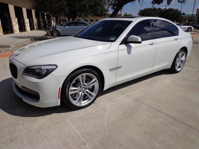 2012 BMW 750i Austin , Texas 1