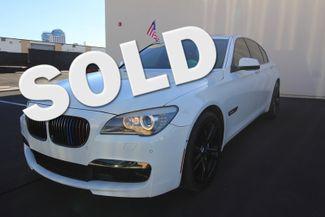2012 BMW 750I* DRVR ASST* LNE DPRT* NAVI* MOON* M PKG* PREM SOUND* HEADS UP* SHADES* LOADED* LOW MI Las Vegas, Nevada