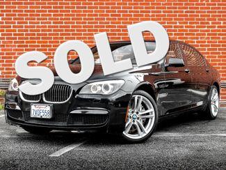 2012 BMW 750Li M-Sport Burbank, CA