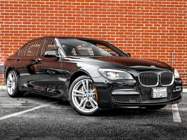 2012 BMW 750Li M-Sport Burbank, CA 1