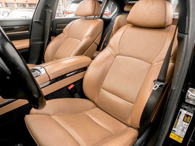 2012 BMW 750Li M-Sport Burbank, CA 10