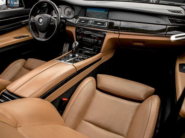 2012 BMW 750Li M-Sport Burbank, CA 14