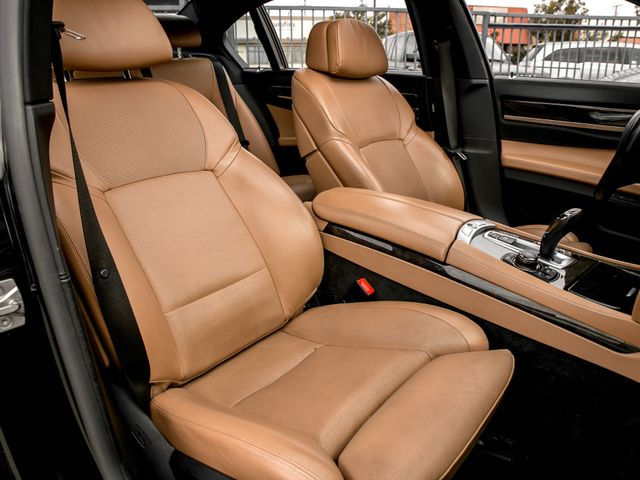 2012 BMW 750Li M-Sport Burbank, CA 15