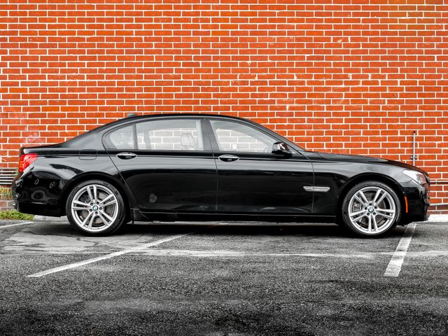 2012 BMW 750Li M-Sport Burbank, CA 4