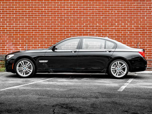 2012 BMW 750Li M-Sport Burbank, CA 5