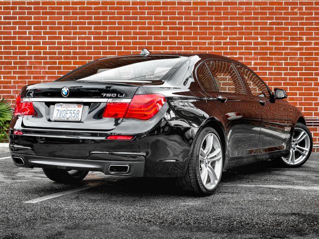 2012 BMW 750Li M-Sport Burbank, CA 6