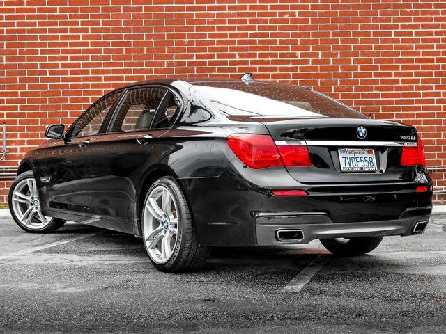 2012 BMW 750Li M-Sport Burbank, CA 7