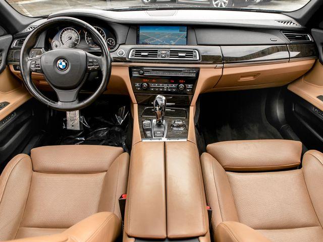 2012 BMW 750Li M-Sport Burbank, CA 8