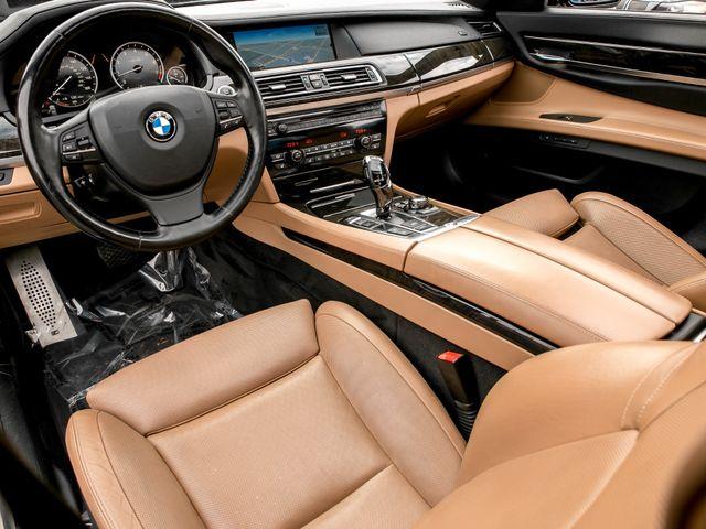 2012 BMW 750Li M-Sport Burbank, CA 9
