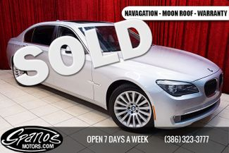 2012 BMW 750Li  | Daytona Beach, FL | Spanos Motors-[ 2 ]