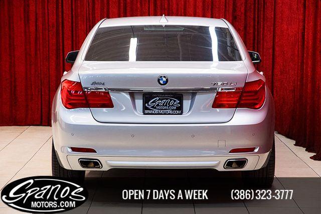 2012 BMW 750Li Daytona Beach, FL 2