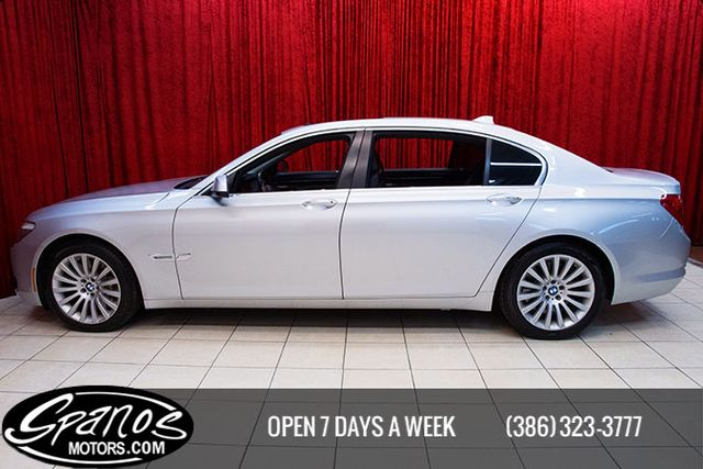 2012 BMW 750Li Daytona Beach, FL 5