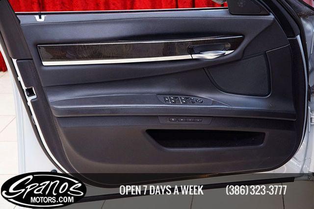 2012 BMW 750Li Daytona Beach, FL 20