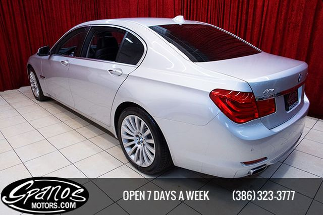 2012 BMW 750Li Daytona Beach, FL 48